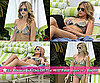 Lo Bosworth in Bikini