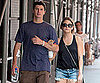 Slide Picture of Nikki Reed With Her Brother in New York