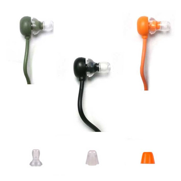 Photos of the Swirl Earbuds