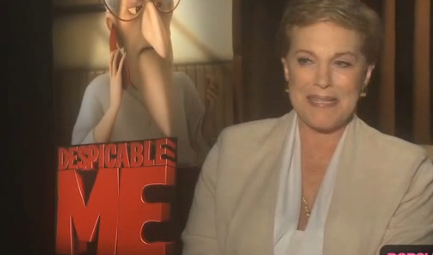 Julie Andrews to Guest Star on Glee?