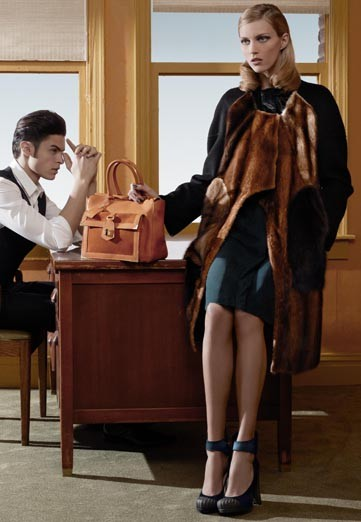 Fab Ad: Fendi, Fall '10
