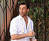 Slide Picture of Jon Hamm at Photo Shoot in Los Angeles