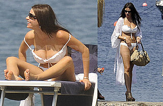 Pictures of Sofia Vergara Wearing a Bikini in Italy 2010-07-12 12:30:00