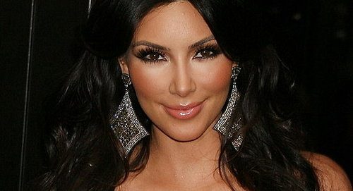 Kim Kardashian Hot and Sexy at Carmelo Anthony's wedding in NYC