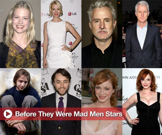 Before They Were Mad Men Stars