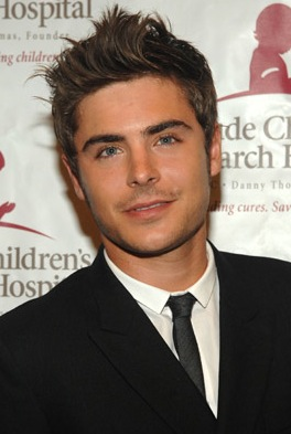 Zac Efron to Star in Workplace Comedy and Voice Anakin Skywalker in Robot Chicken Star Wars Special