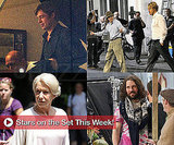Pictures of Brad Pitt, Helen Mirren, Paul Rudd, and More on Set