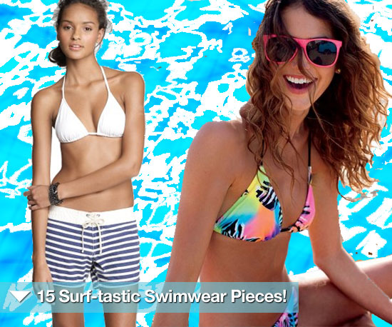 15 Surf-tastic Swimwear Pieces!
