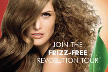 Avon and Cosmo Frizz-Free Revolution Tour 2010