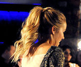 Pictures of Lauren Conrad's Stacked Ponytail