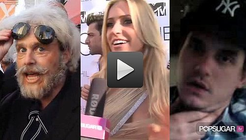 Video of The Hills Cast at the Finale Party, Video of Spencer Pratt Dressed as an Old Man, and Video of John Mayer Talking About 2010-07-14 15:05:00