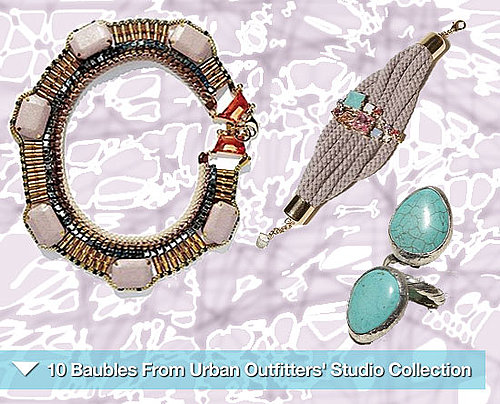 Photos of Urban Outfitters Studio Jewelry Collection