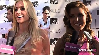 Video of The Hills Cast at the Finale Party in LA
