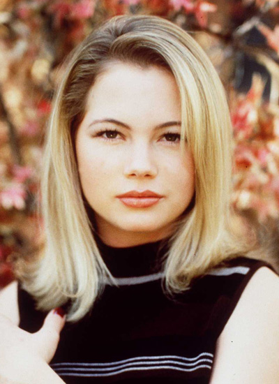 1997: As Jennifer Lindley on Dawson's Creek