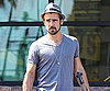 Slide Picture of Colin Farrell Shopping in LA