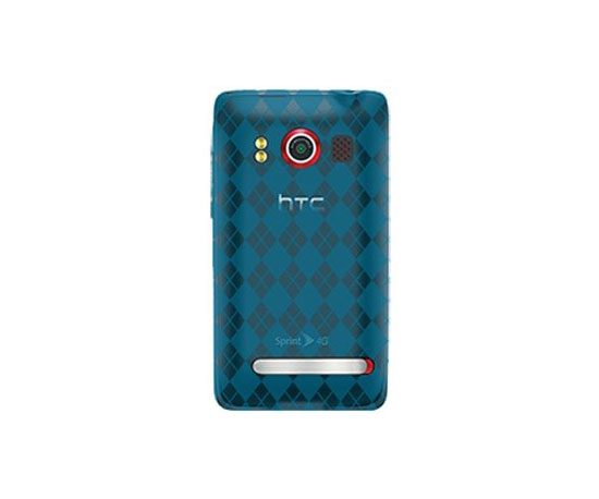 Luxe Argyle Skin Case ($10)