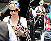 Pictures of Kelly Osbourne at the Gym and Her Words On How She&#039;s Coping With Her Breakup With Luke Worrall