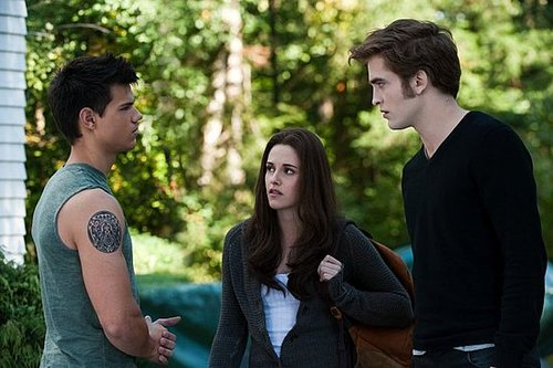 The Twilight Saga:Eclipse-behind the scenes