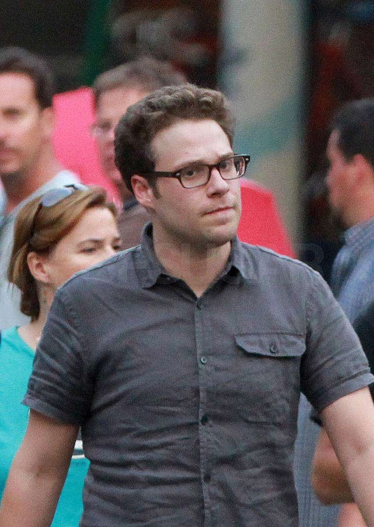Pictures of Michelle Williams and Seth Rogen