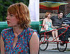Michelle Williams and Seth Rogen Take a Ride on the Set of Take This Waltz