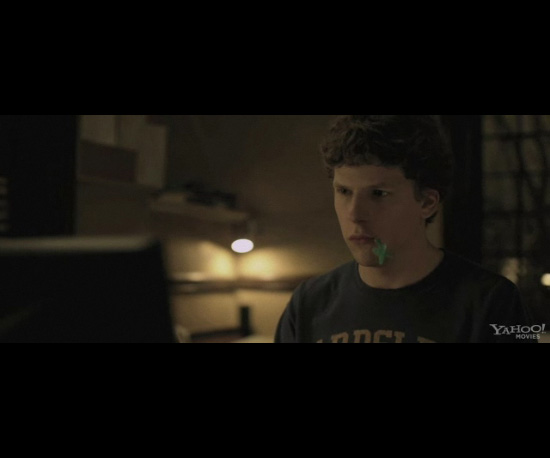 Feature-Length Trailer For The Social Network Is Released