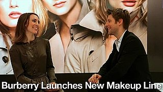 Interview with Christopher Bailey on New Burberry Makeup Line Launch 2010-07-17 08:00:00