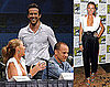 Pictures of Blake Lively and Ryan Reynolds Promoting Green Lantern at Comic-Con
