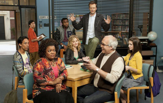 NBC's Community Cast and Creative Team