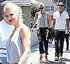 Pictures of Gwen Stefani in LA