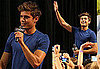 Pictures of Zac Efron Promoting Charlie St Cloud at Mall of America 2010-07-20 15:30:00