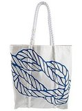 Sea Bags Recycled Sail Tote Bag ($166)