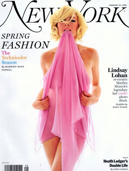 February 2008: New York Magazine