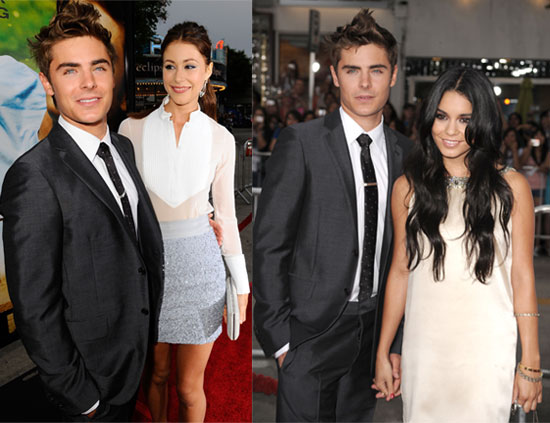 Pictures of Zac Efron, Vanessa Hudgens, Amanda Crew, Dave Franco at Charlie St. Cloud Premiere
