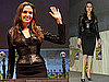 Pictures of Angelina Jolie at Comic-Con