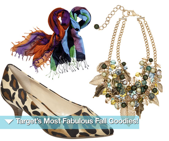 Target Fall 2010 Accessories