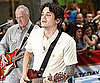 Slide Picture of John Mayer Performing on The Today Show