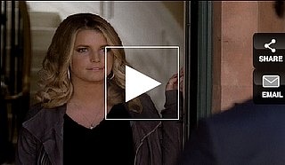 Video of Jessica Simpson's Entourage Cameo