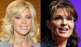 Kate Gosselin and Sarah Palin Go Camping in Alaska 2010-07-23 11:17:30