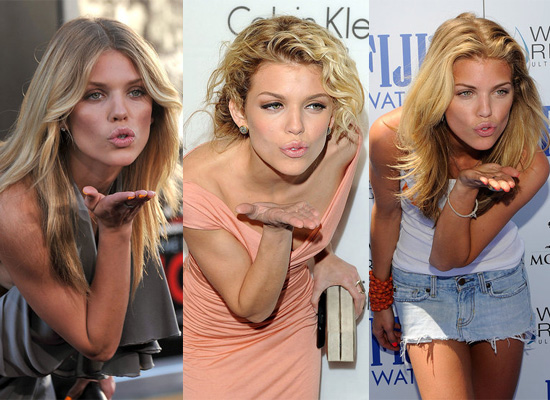 Style Stalk: AnnaLynne McCord Strikes a Pose
