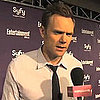 Exclusive Video Interview With Joel McHale of NBC's Community