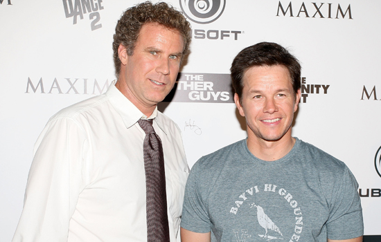 Best Bromance: Will Ferrell and Mark Wahlberg, The Other Guys