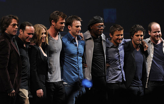 Fanboy Favorite: The Avengers Appear Together the First Time