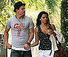 Slide Picture of Channing Tatum and Jenna Dewan Shopping in LA