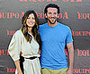 Slide Picture of Jessica Biel and Bradley Cooper at Madrid A-Team Premiere