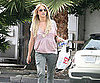 Slide Picture of Julianne Hough in LA