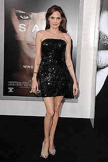 Angelina Jolie's Diet and Fitness Regimen For Salt