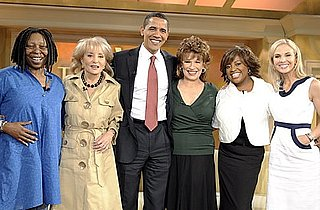 Obama to Appear on The View on Thursday July 29, 2010