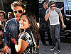 Pictures of Zac Efron at Regis and Kelly in New York