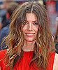 Jessica Biel's Messy A-Team Premiere Hair
