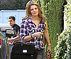 Slide Picture of Ashley Greene Apartment Hunting in LA